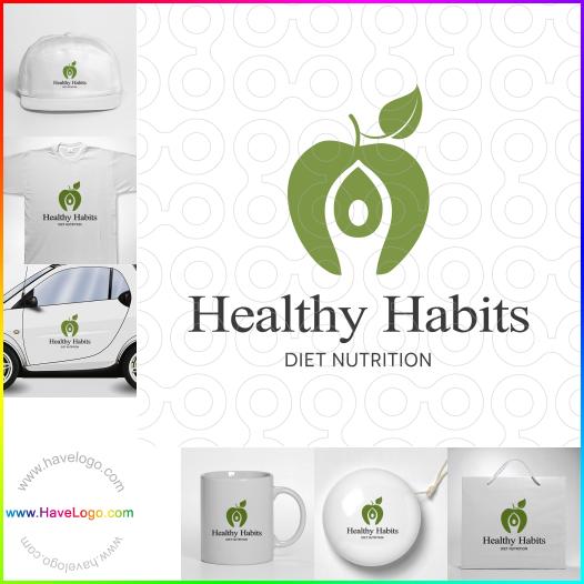 飲食補充logo設計 - ID:53034