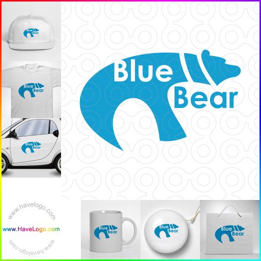 polar bear logo - ID:59150