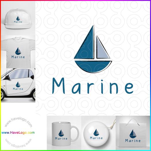 seafood restaurant logo - ID:35208