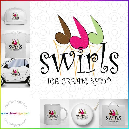 sweets logo - ID:17743