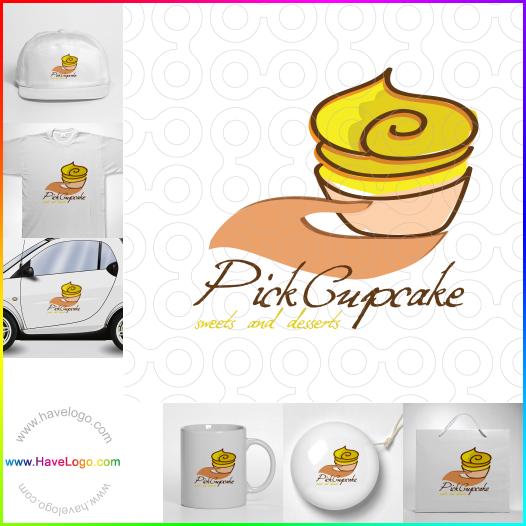 糕點店logo設計 - ID:35147