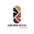 Aboriginal Shield  logo
