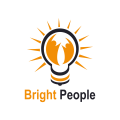 Bright People  logo