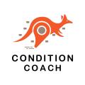 條件的教練Logo