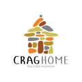 Crag Home  logo