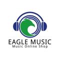 鷹的音樂Logo