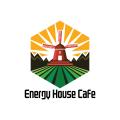 能量屋餐廳Logo
