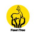小鹿樹Logo