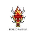 火龍Logo