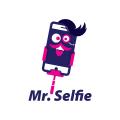 Mr. Selfie  logo