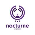 夜曲Logo