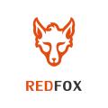紅狐公司Logo