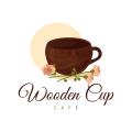 木杯咖啡Logo