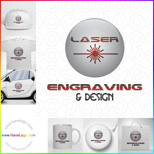 抽象logo設計 - ID:17536