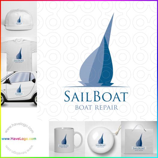 boat logo - ID:52806