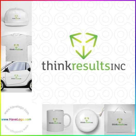 箭頭logo設計 - ID:52947