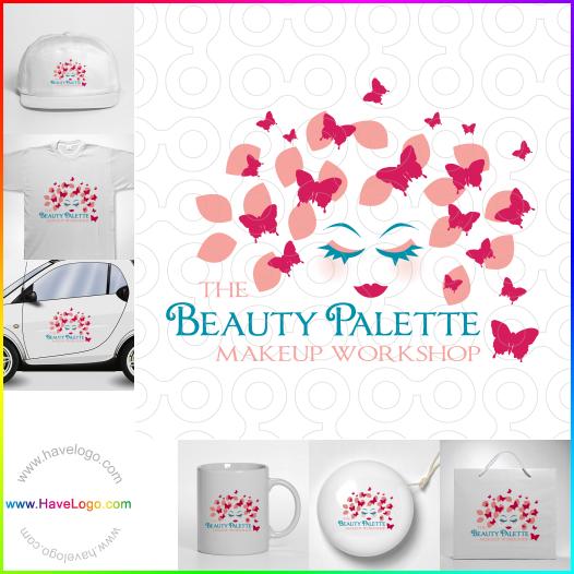 蝴蝶logo設計 - ID:375
