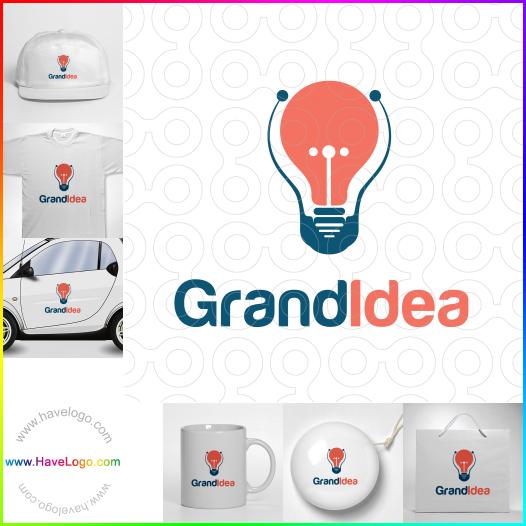 ideas logo - ID:51950