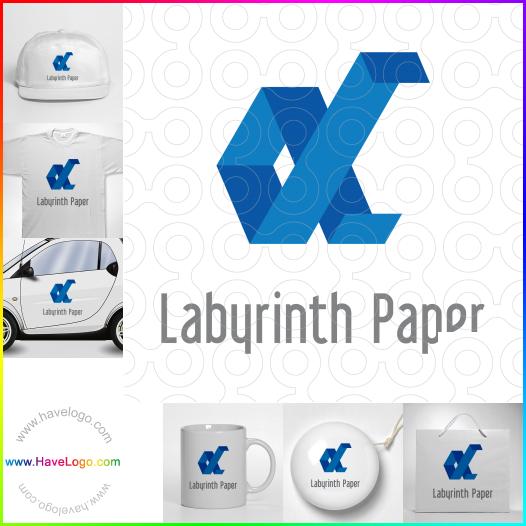 labyrinth logo - ID:215