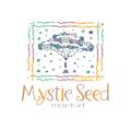 organic store logo