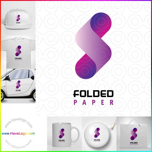 紫色logo設計 - ID:83