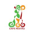 Cafe Restau  logo