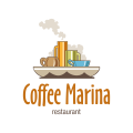 Coffee Marina  logo