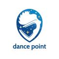 Dance point  logo