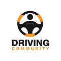 Driving Community  logo