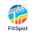 FitSpot  logo