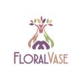 Floral Vase  logo