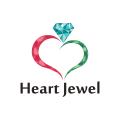 Heart Jewel  logo