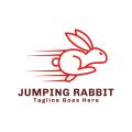 Jumping Rabbit  logo
