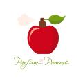 Parfum de Pomme  logo