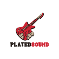 Plated Sound  logo