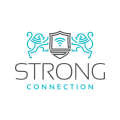 Strong Connection  logo