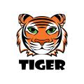 老虎吉祥物Logo