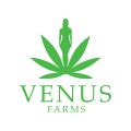 Venus Farms  logo