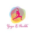 Yoga & Health  logo