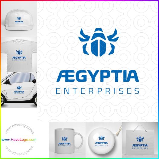 昆蟲logo - ID:42932