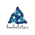 borboletas  logo