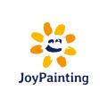 指紋logo