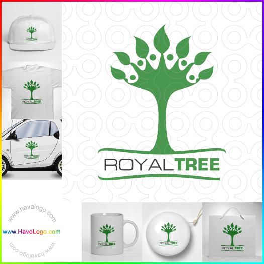 綠色logo設計 - ID:52881