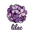 flower arrangement logo