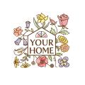 花園中心Logo