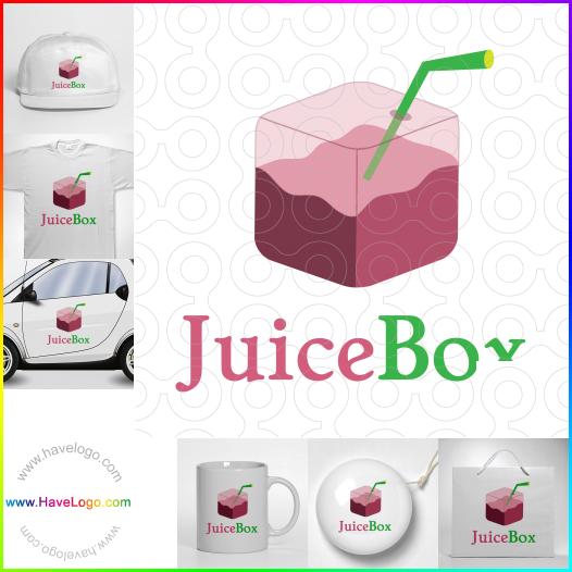 juice bar logo - ID:17556