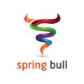 spring bull  logo