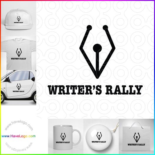 writer logo - ID:52768