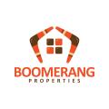 Boomerang Properties  logo