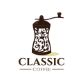Classic Coffee  logo